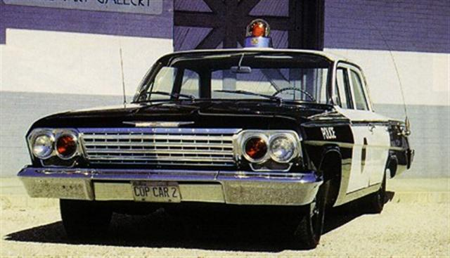 Police Car Classic Cars And Trucks Pinterest Police