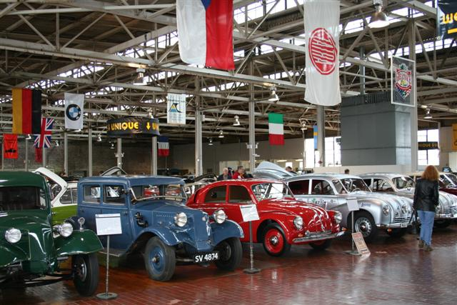 Lane Motor Museum Tour Nashville Tn Information On