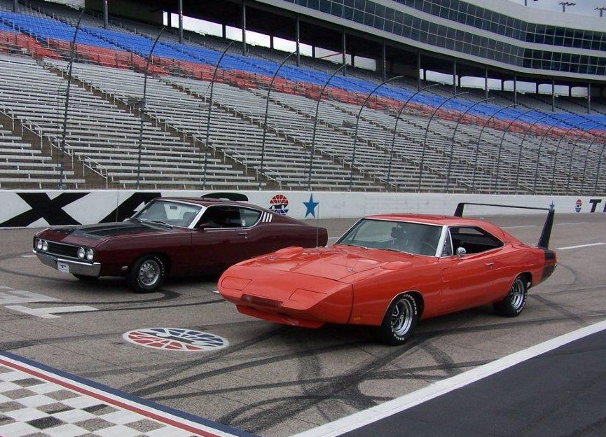 Dodge Daytona Superbird Talladega And Spoiler Ii At