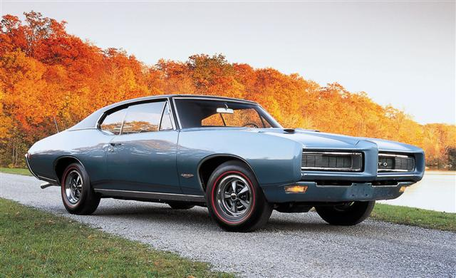Muscle Car Book Review Pontiac Gto Collector S